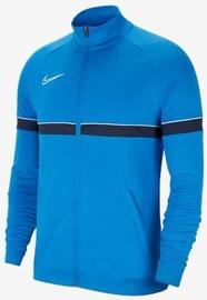 Nike Dri-FIT Academy 21 Knit Track Jacket CW6113 463 Blue M
