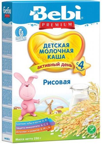 Bebi Premium Rice Porridge 250g 460