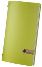Dag Style Fashion Menu Holder 15.5 x 29cm Green