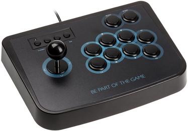 Spēļu kontrolieris Lioncast Retro Arcade Fighting Stick Black