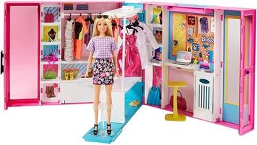 Mattel Barbie Fashionistas Dream Closet GBK10