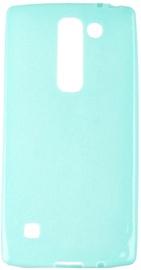 Telone Candy Shine Jelly Back Case For LG K4 Light Blue
