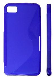 KLT Back Case S-Line LG Swift L3 Silicone/Plastic Blue