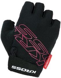 Kross Depart Lady SF Gloves Purple/Black L