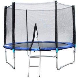 Tesoro Trampoline 312cm Net/Ladder SDT-1003HO Black/Blue