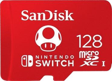 Atmiņas karte SanDisk Nintendo Switch microSDXC 128GB