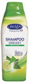 Jacklon Greasy Hair Shampoo Green Tea and Lemon 500ml