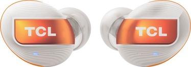 Беспроводные наушники TCL ACTV500 in-ear, белый/oранжевый