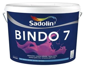 Krāsa Sadolin Bindo 7, 10 l, balta