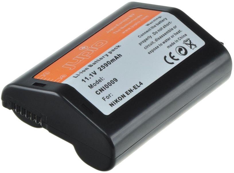 Jupio EN-EL4 Battery for Nikon