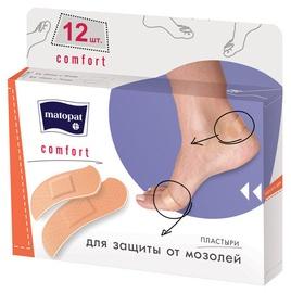 Пластырь Matopat Comfort Plaster 12pcs