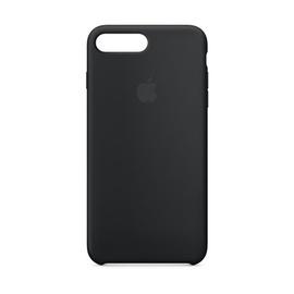 Apple Silicone Back Case For Apple iPhone 7 Plus/8 Plus Black