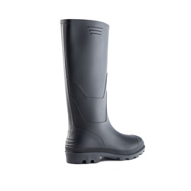 SN Men Rubber Boots 900P Long 44 Black