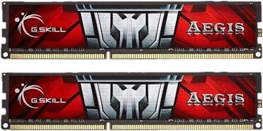 G.SKILL Aegis 8GB 1600MHz CL11 DDR3 F3-1600C11D-8GIS