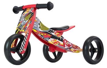 Балансирующий велосипед Milly Mally Jake Ride On Red