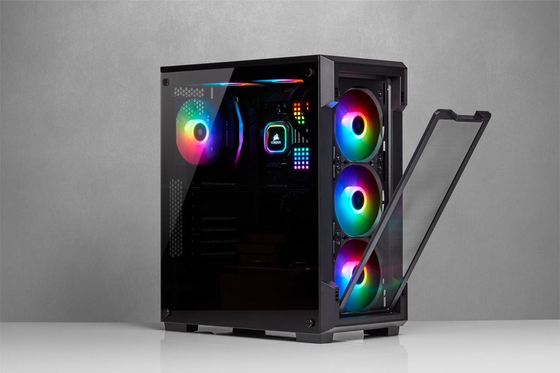 Corsair iCUE 220T RGB Black