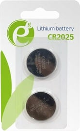 Energenie Button Cell CR2025 3V 2-Pack EG-BA-CR2025-01