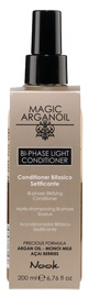 Matu kondicionieris Nook Magic ArganOil Bi Phase Silkifying Conditioner, 200 ml