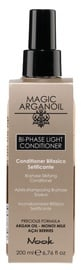 Nook Magic ArganOil Bi Phase Silkifying Conditioner 200ml