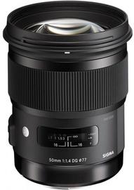 Objektīvs Sigma AF 50mm f/1.4 DG HSM Art for Canon, 815 g