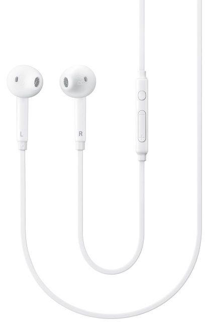Наушники Samsung EO-EG920BW in-ear, белый