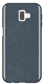 Wozinsky Glitter Shining Back Case For Samsung Galaxy J6 Plus Black