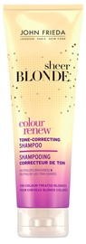 Šampūns John Frieda Sheer Blonde Colour Renew, 250 ml