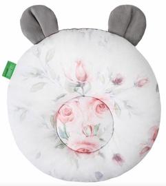 Spilvens Lulando Teddy Velvet Pillow Roses