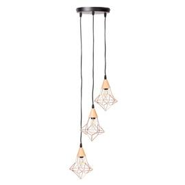 LAMPA GRIESTU SILVIA MD51195-3A 3X40WE14
