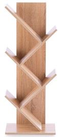 Полка Homede Hurx Oak