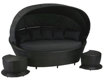 Комплект уличной мебели Home4you Muse 27653 Black