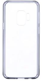 Devia Shockproof Back Case For Samsung Galaxy S9 Plus Transparent/Black
