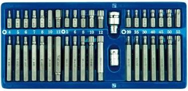 Vorel 66400 Screwdriver Bit Set 40pcs