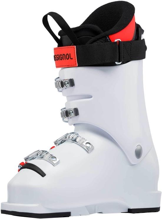 Rossignol Hero Jr 65 Kids Ski Boots White 22.5