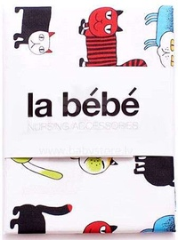 La Bebe Cotton Bed Set 106677 Kitten