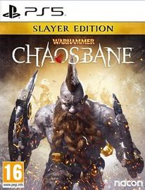 Игра для PlayStation 5 (PS5) Bigben Interactive Warhammer Chaosbane: Slayer Edition