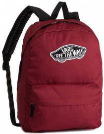 Vans Realm Backpack VN0A3UI61OA1 Red