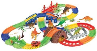 Автомобильная трасса Rail Car Dinosaur Park