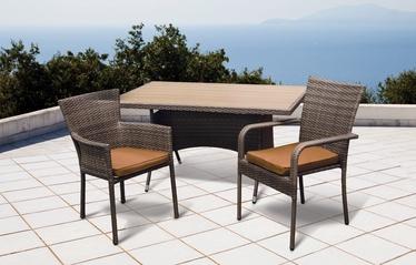 Dārza galds Domoletti Parnu, 140 x 85 x 74 cm