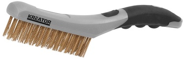 Kreator PP Wire Brush 4R Brass