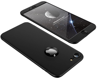 Hurtel 360 Protection Full Body Cover For Apple iPhone 7/8 Black