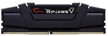Operatīvā atmiņa (RAM) G.SKILL RipJawsV Series Black F4-3200C16S-16GVK DDR4 16 GB CL16 3200 MHz