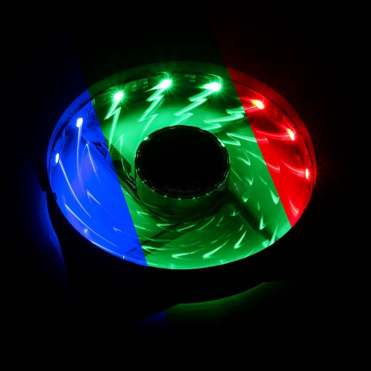 Lamptron Fan RGB LED 120mm Set Meteor