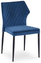 Halmar Chair K331 Dark Blue