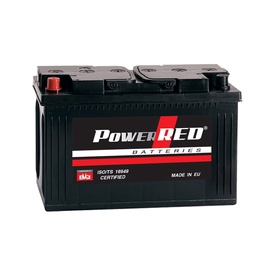Akumulators Power Red Leisure, 115 Ah, 800 A, 12 V