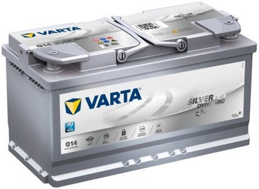 Akumulators Varta AGM G14, 12 V, 95 Ah, 850 A