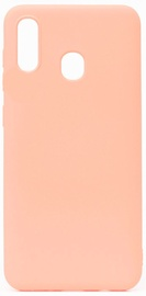 Evelatus Soft Touch Back Case For Samsung Galaxy A20E Beige