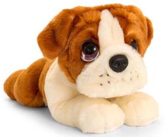 Плюшевая игрушка Keel Toys Dog Buldog, 32 см