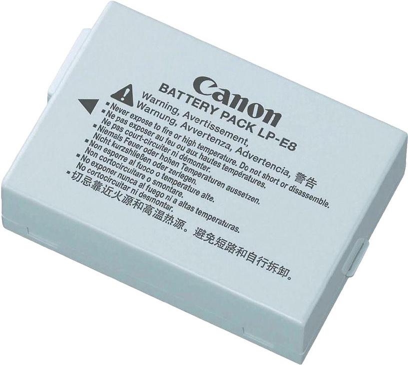 Canon LP-E8 Lithium-Ion Battery 1120mAh