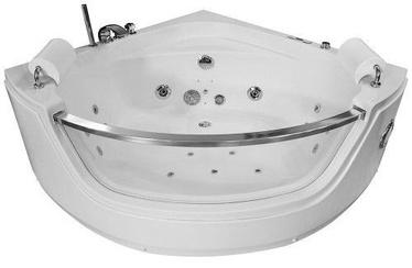 SN Bath H00571 135x135x63cm White